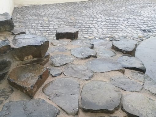 Cobbles and Cobble Setts